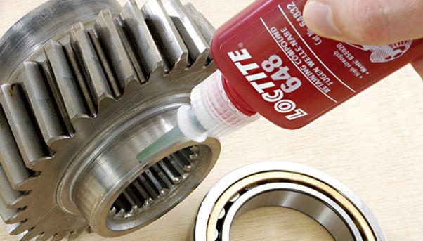 Вал-втулочный фиксатор Loctite 648 высокотемпературный