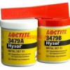 Алюмонаполненная шпатлевка Loctite (Локтайт) 3479 Henkel