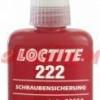 Резьбовой фиксатор Loctite (Локтайт) 222 Henkel малой прочности