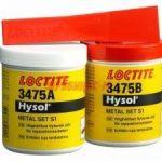 Алюмонаполненная шпатлевка Loctite (Локтайт) 3475 (229173)